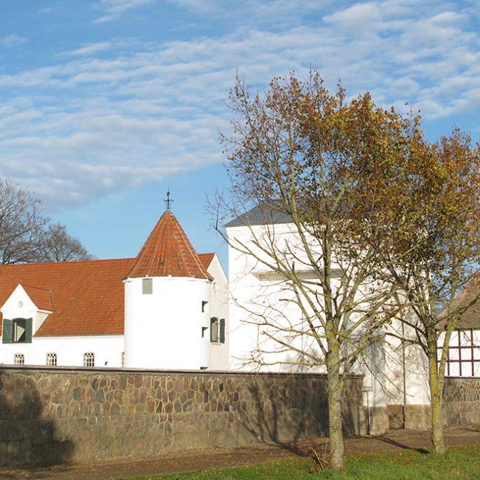 Flintholm Gods hus house