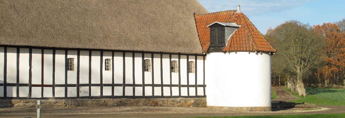 bygninger flintholm gods, buildings, flintholm estate