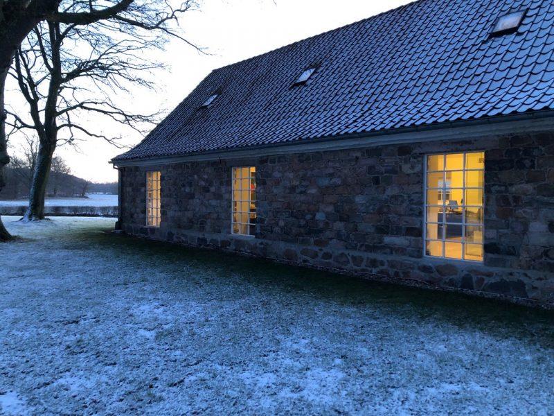 Vinter, Flintholm, Dansk Generationsskifte