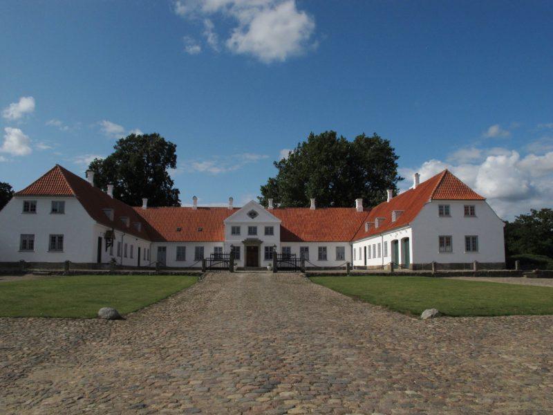 Flintholm, estate, flintholm gods