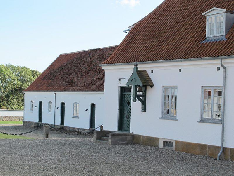 Guesthouse, gæstehus, flintholm, guesthouse