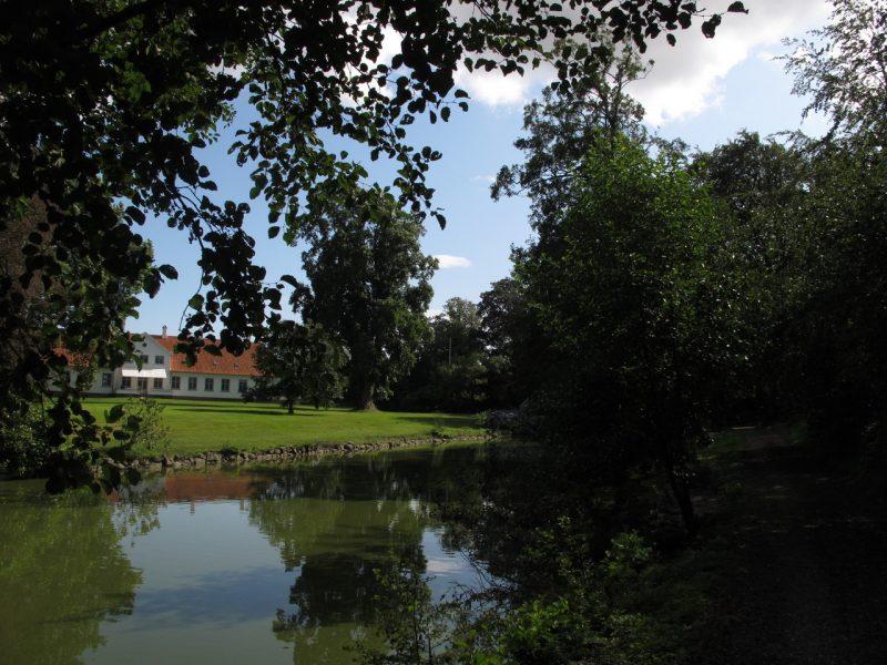 Flintholm, sø, lake