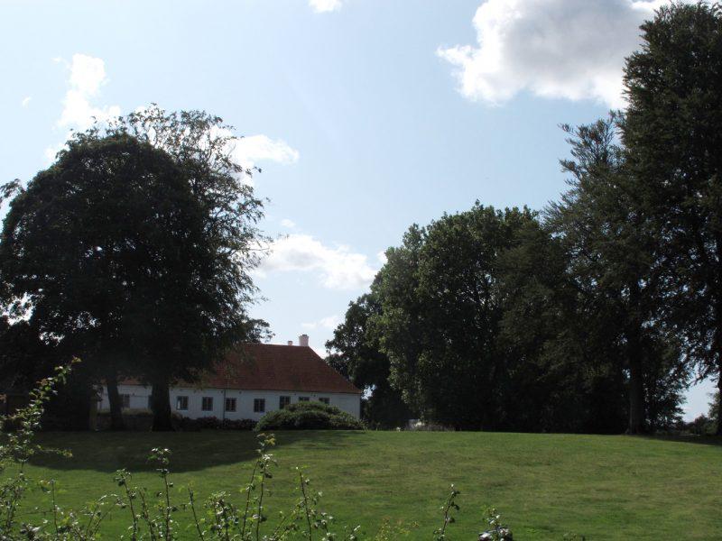 park, herregård, gods, estate