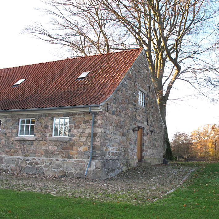 kampsten hus bygning office building stone house